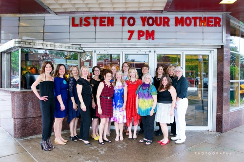 LTYM cast before show